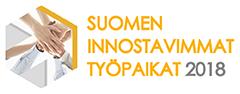 Finlands mest inspirerande arbetsplatser
